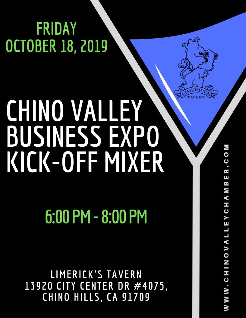chino valley business expo kick-off mixer