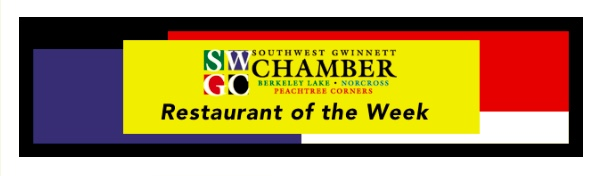 Restaurant Of the Week Header