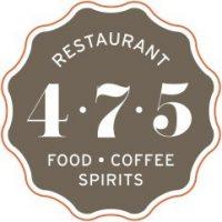 Restaurant 475 logo