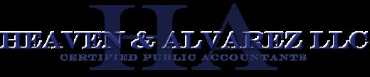 Heaven & Alvarez Logo