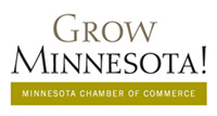 GrowMINNESOTA Logo with Tagline