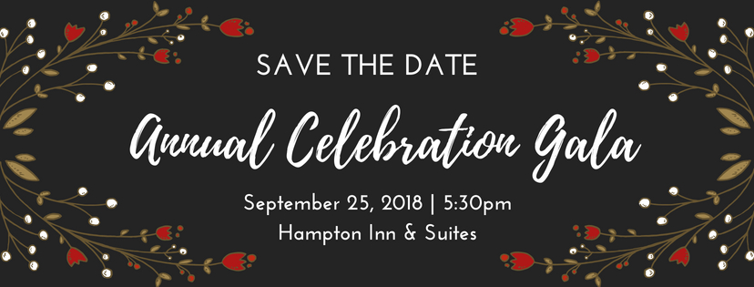 Annual Celebration Save the date