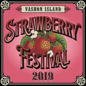 2019 Strawberry Festival Logo
