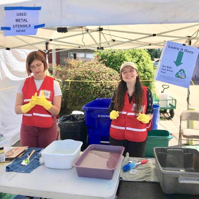 Event Recycling Staff