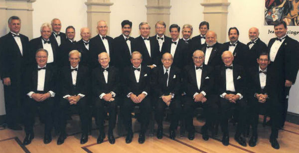 2003 past presidents
