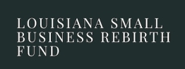 11-LouisianaSmallBusiness-LouisianaSmallBusinessRebirthFundLogo-cb05c535_262x98