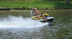 Waterways Jet ski