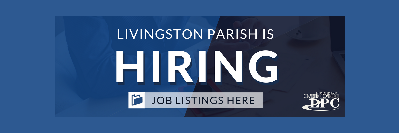 Livingston Parish is Hiring