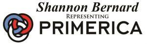 Primerica Shannon Bernard logo