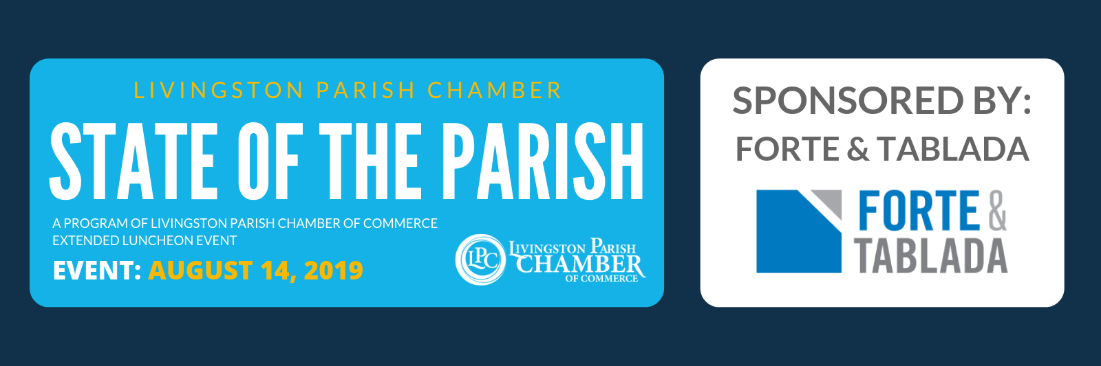 State of the Parish August 14