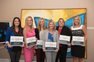 Women's Leadership Award Recipients