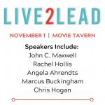 Live2Lead 2019 Nov. 1