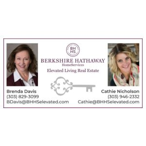 Brenda Davis & Cathie Nicholson