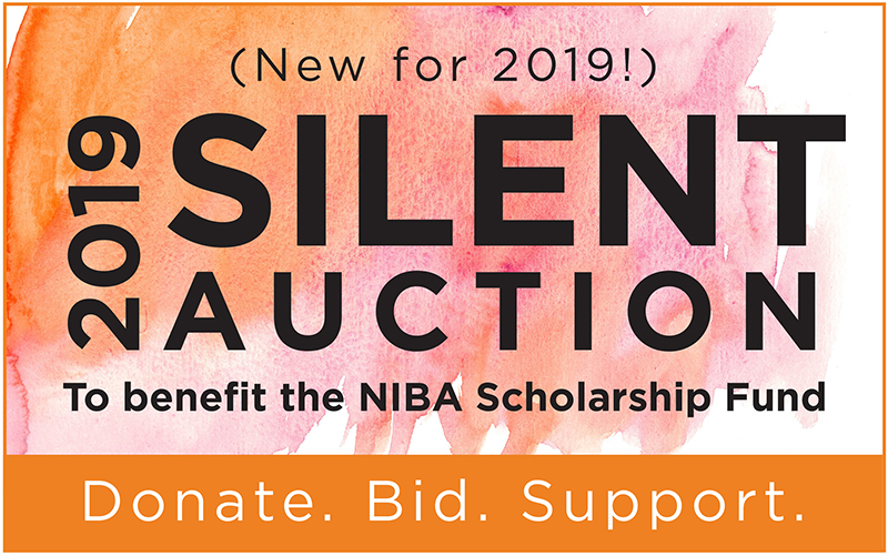 2019 Silent Auction branding redux