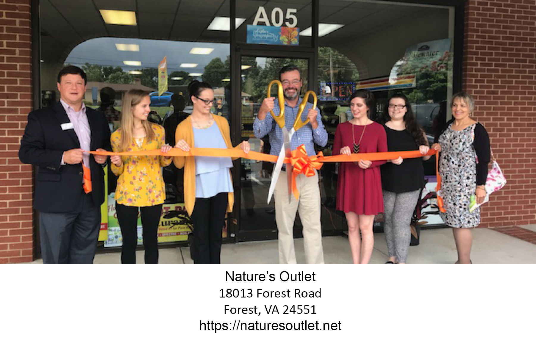 Nature's Outlet