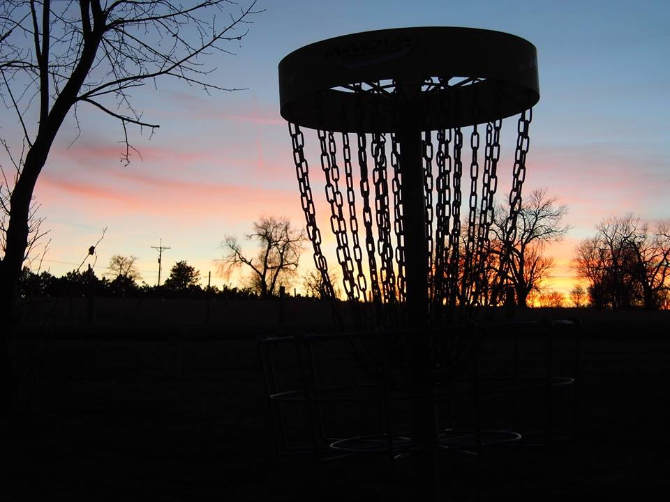 Disk Golf Course (Pioneer Park)