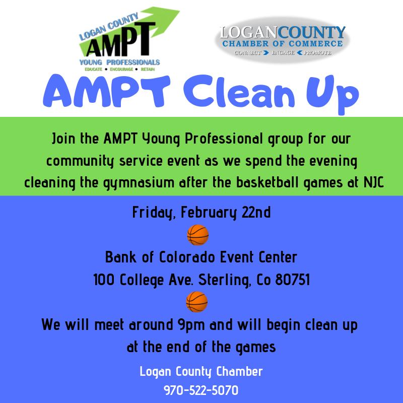 AMPT Clean Up