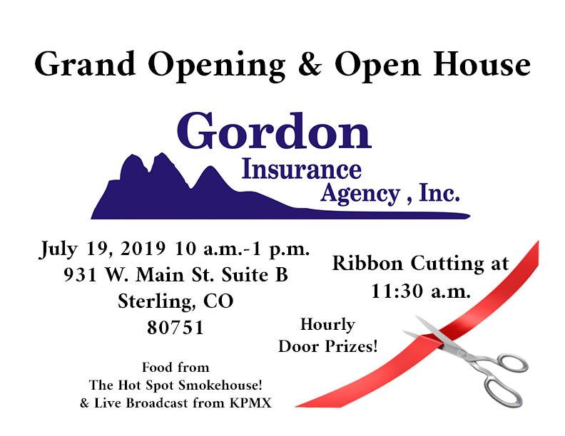Gordan Insurance Ribbon Cutting