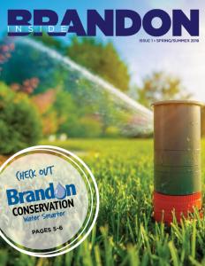 Chamber Magazine Cover