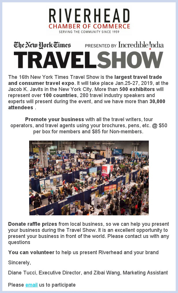 Travel Show 20119