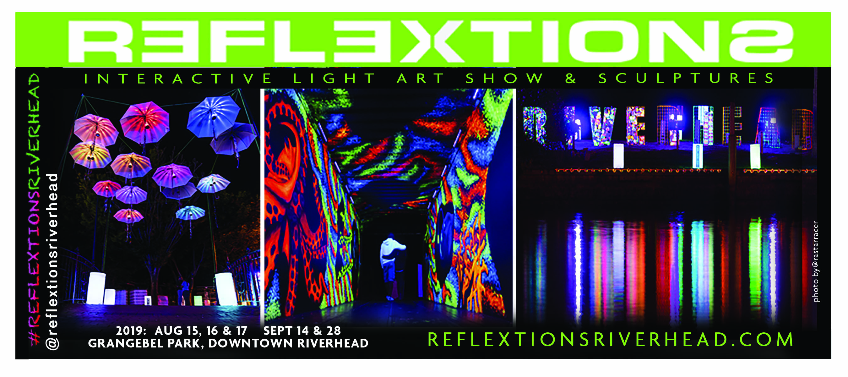 Reflextions Front Rack Card