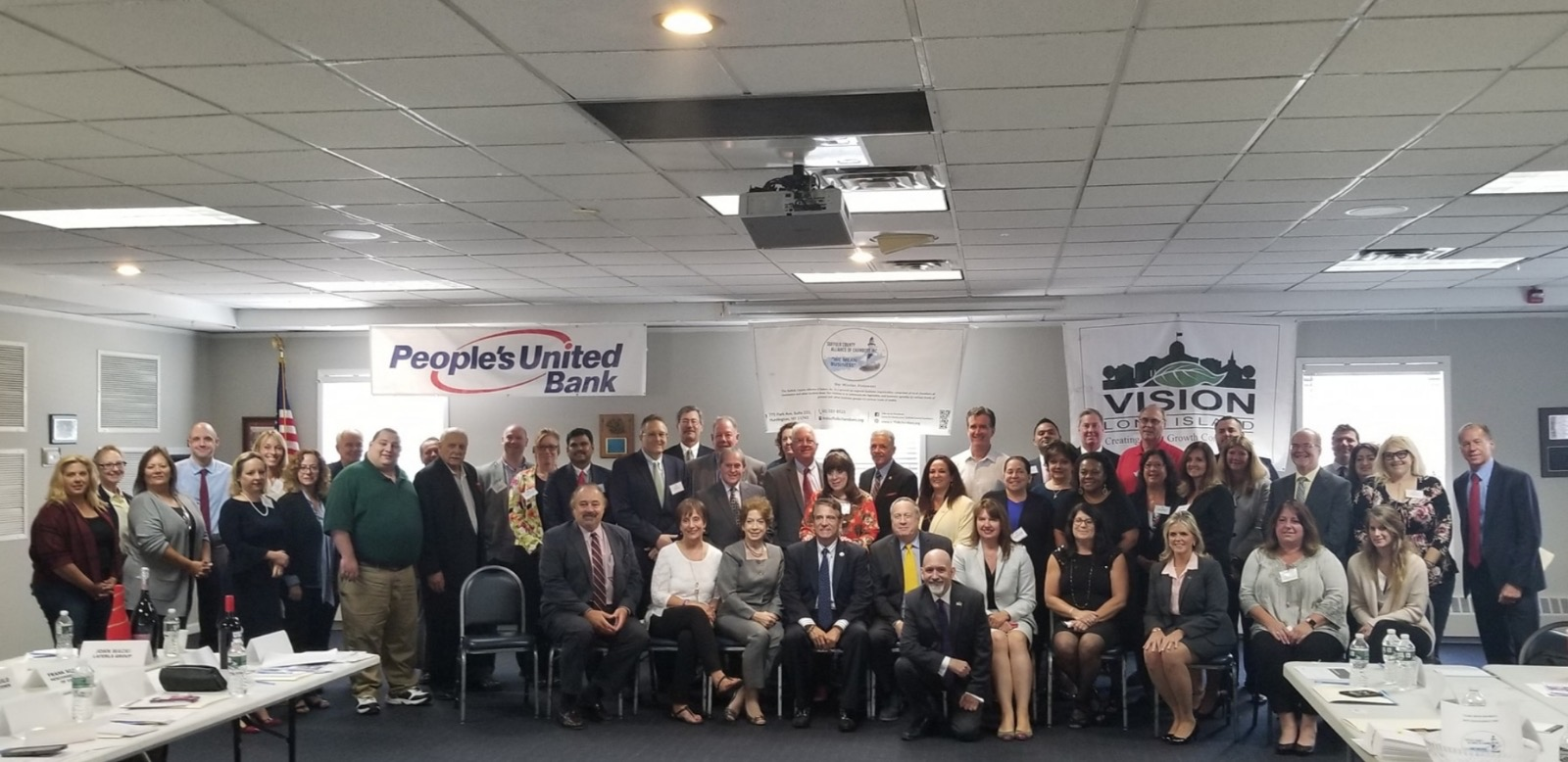 Annual Meeting Suffolk County Alliance of Chambers September 2019