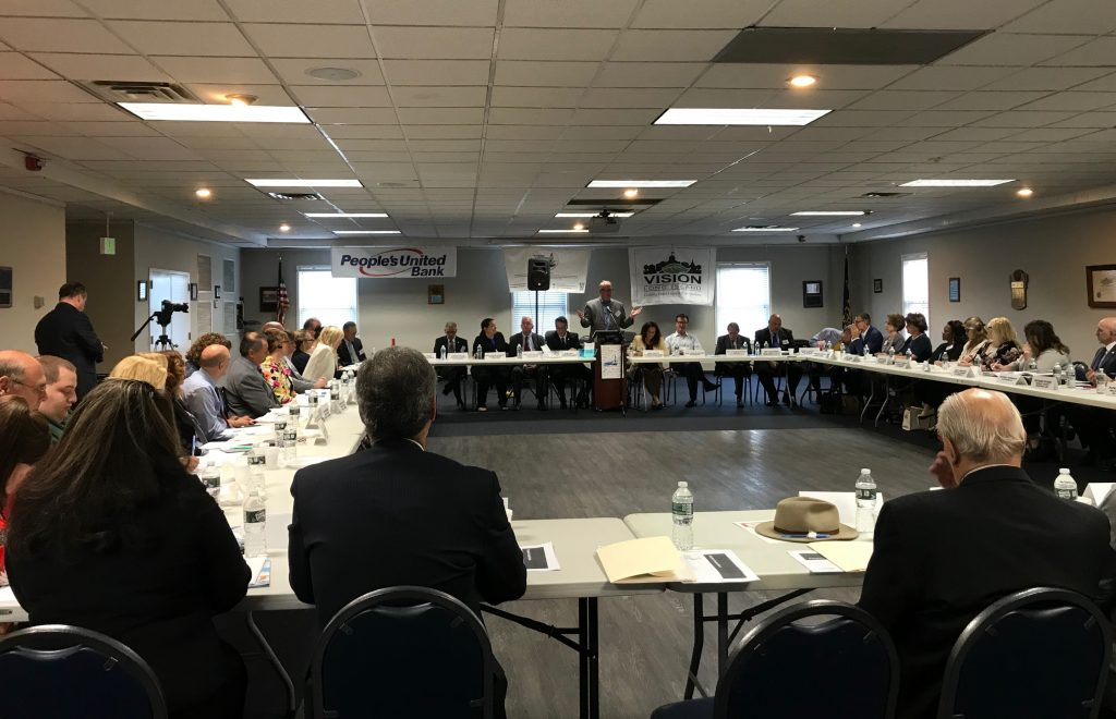 Suffolk County Alliance of Chambers meeting  Sept.2019
