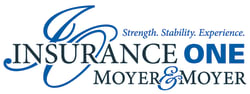Insurance One / Moyer & Moyer Insurance Logo
