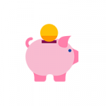 Save Money Icon - Nonprofit Membership