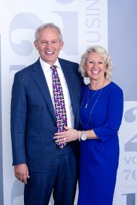 Greg and Deanna Graves Philanthropists of the Year