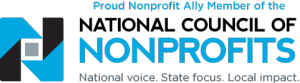 Nonprofit Ally Logo for National Council of Nonprofits