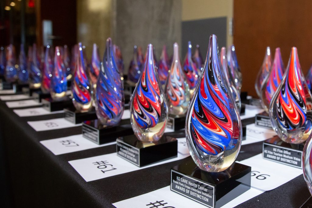 Philly Awards Trophies