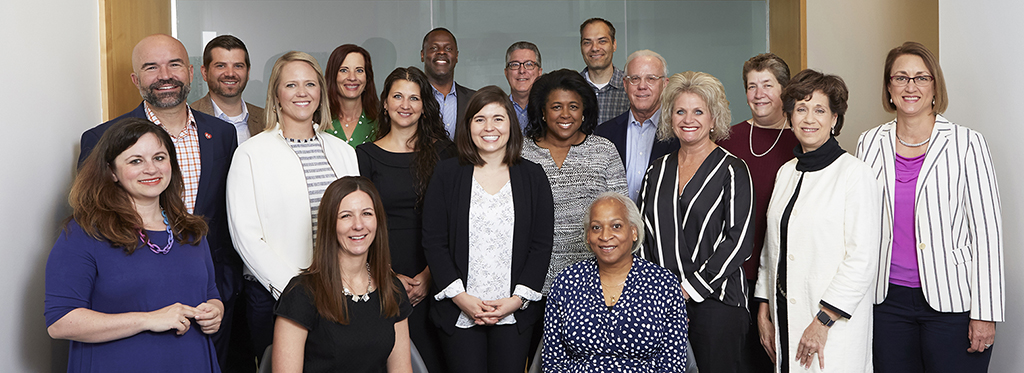 Nonprofit Connect Board of Directors group photo