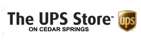 UPS Store Cedar Springs