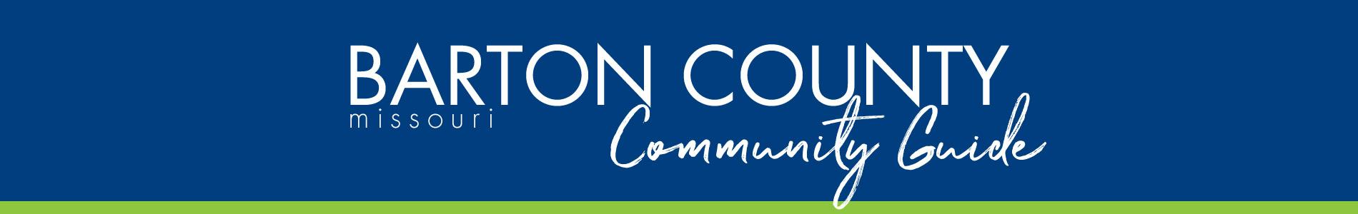 Barton County Missouri Community Guide