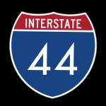 US Interstate 44 Southwest Missouri Lamar