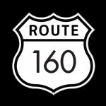 US Highway 160 Southwest Missouri Kansas