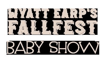 wyatt earp baby show