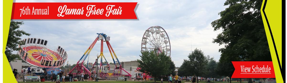 lamar fair 76 annual