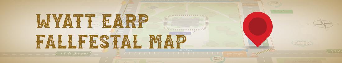 wyatt earp fallfest map