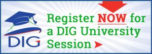 DIG University CTA