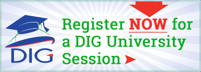 Register for DIG University