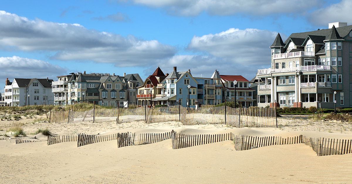 Scenis Vacation Homes in Asbury Park NJ