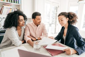 Applying for home financing