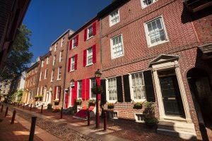 Historic Row Home in Philadelphia