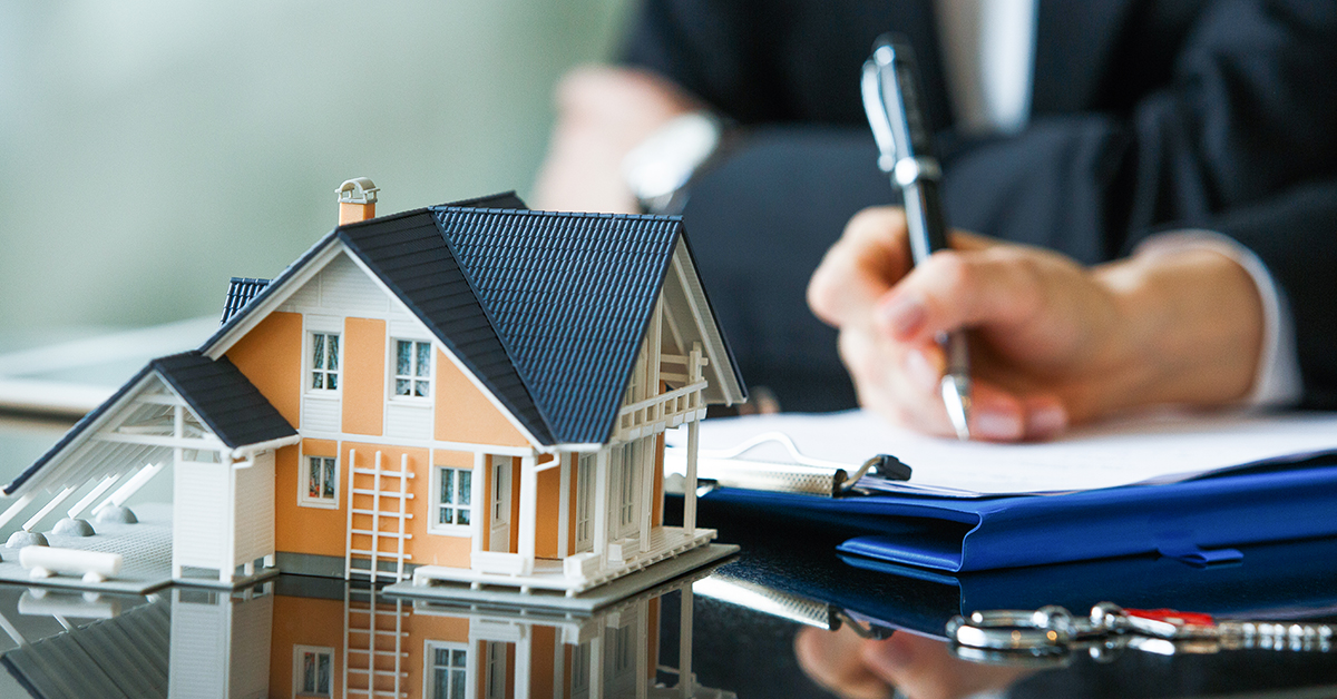 Different types of home financing