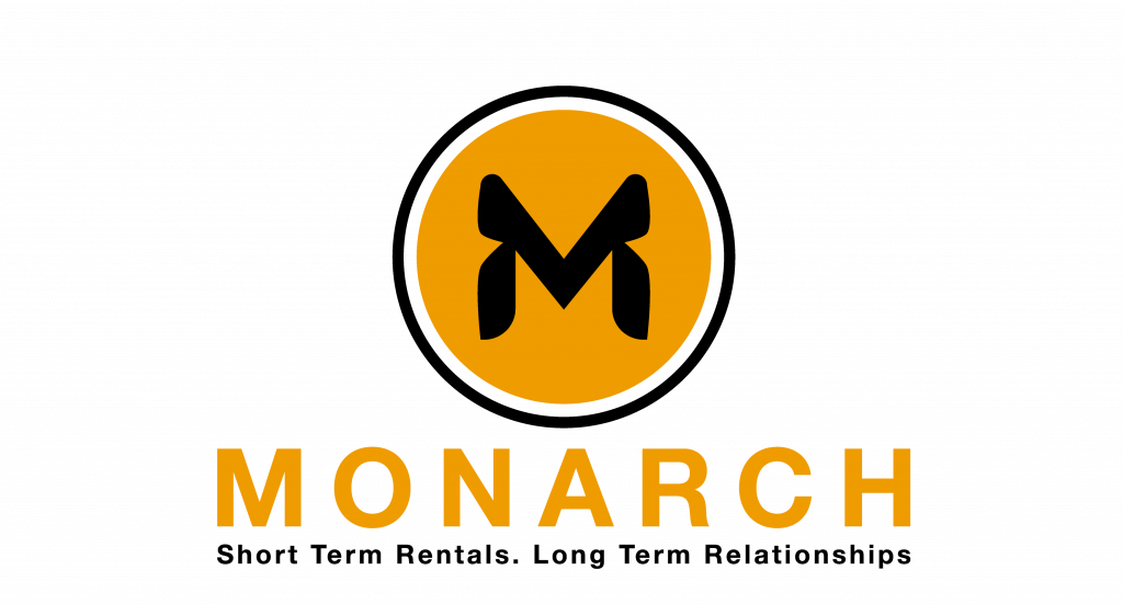 Monarch short term rental logo
