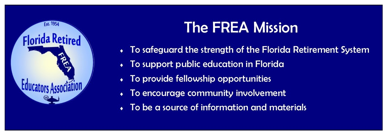 2018 FREA Mission Statement
