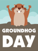 Groundhog Job Shadow day