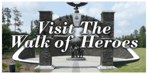 Visit the Walk of Heroes